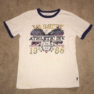 Gap kids varsity T shirt